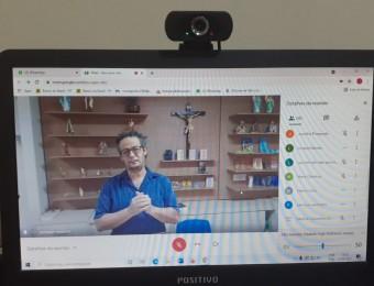 Diocese de São Luiz de Cáceres participa de formação online pros agentes da Pastoral Carcerária