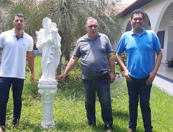 O Seminário Maior São José recebe os novos seminarista