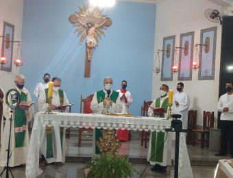 Paróquia Nossa Senhora Aparecida realiza o XXVIII Água Viva