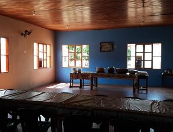 Reforma na fazenda de recuperação de pessoas dependentes de Álcool e Drogas.