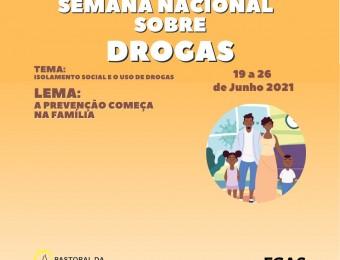 Semana Nacional sobre Drogas