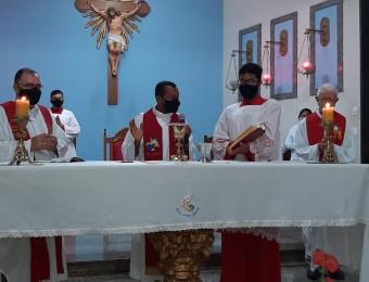 Paróquia Nossa Senhora Aparecida ganha um vigário