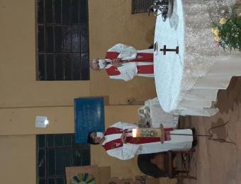 Celebração da Crisma na Fazenda Esperança
